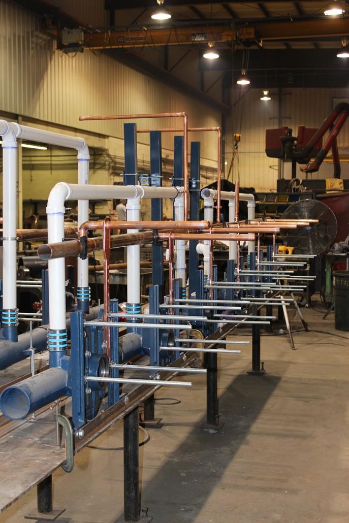 Prefabrication W G Tomko Inc